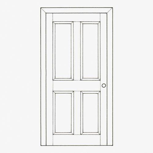 Adivinanza est hecha de metal de madera o de cristal for Puerta ingles