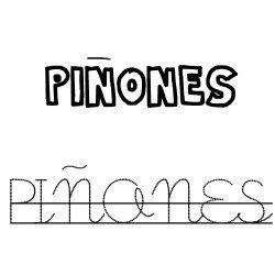 Los piñones