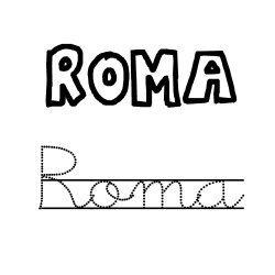 Roma y amor