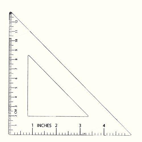 Adivinanza: Yo tengo un ángulo recto y tres lados