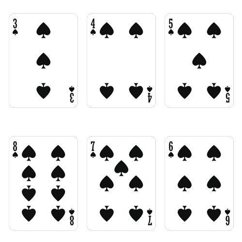 Adivinanza: Me componen cuatro palos impresos en cartulina