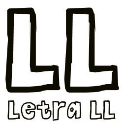La letra LL
