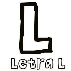 La letra L