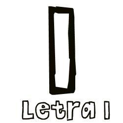 La letra I