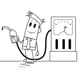"""El """"gasolinero"""""""