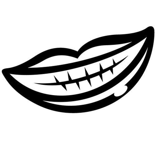 Adivinanzas: Cuando sonríes asoman