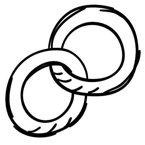 Adivinanza: Es una red sin medida