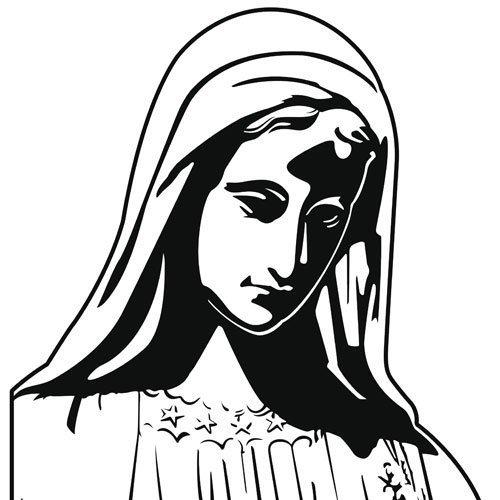 Adivinanza: Verás una Virgen bella