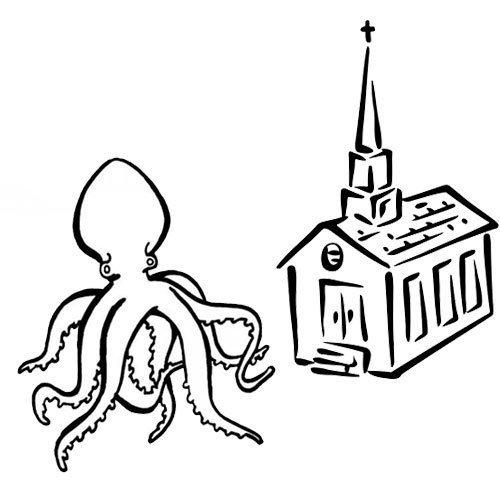 Adivinanza: El padre en el mar