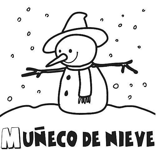 Adivinanza: Con la nieve se hace