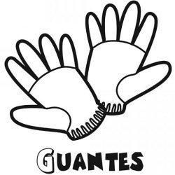 A glove