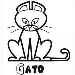 El gato, porque es gato y araña.