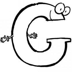La letra G