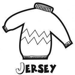 El jersey