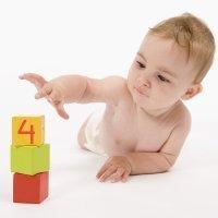 Numerología para el nombre del bebé. Número 4