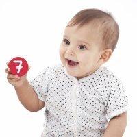 Numerología según el nombre del bebé. Número 7