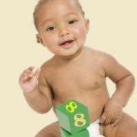 Numerología del nombre del bebé. Número 8