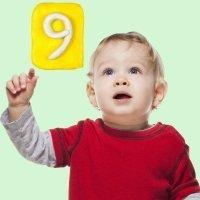 Numerología del nombre del bebé. Número 9