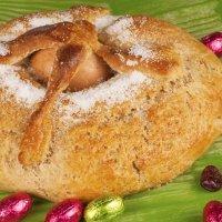 Receta de mona de Pascua tradicional