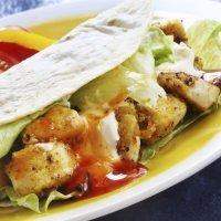 Tacos de pollo para niños. Recetas mexicanas fáciles de preparar