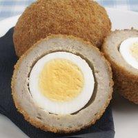 Huevos a la escocesa. Receta para niños