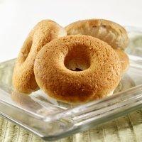 Receta de donuts sin gluten para niños celíacos