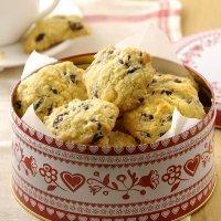 Cookies de chocolate con margarina para niños
