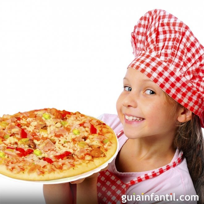 Recetas De Pizzas Para Ni Os Cocina Italiana