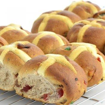 Receta de Pan de Pascua