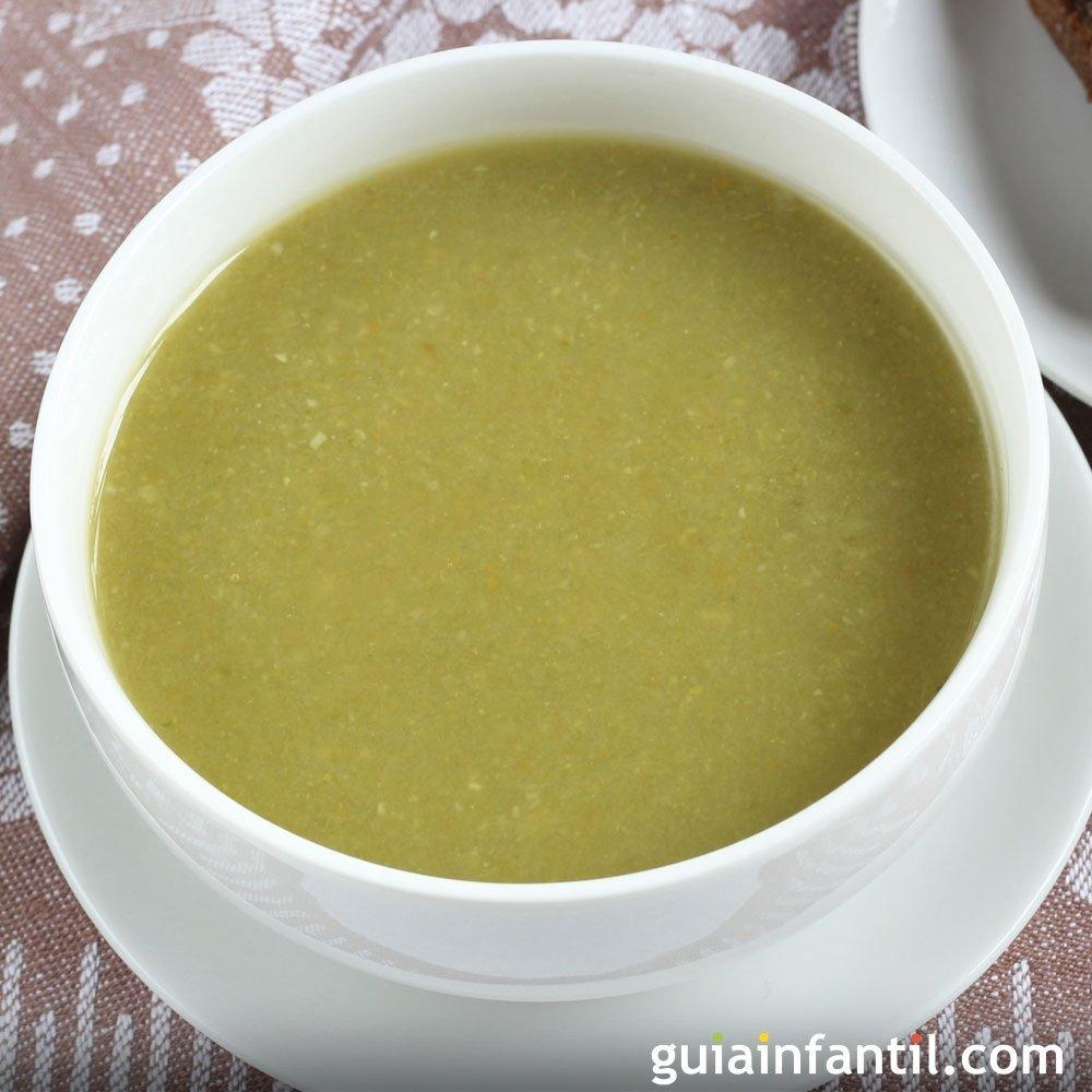 Pur de jud as verdes recetas para beb s y ni os for Cocinar judias verdes