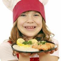 Recetas de pescado azul para niños con Omega 3