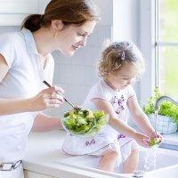 Primeros platos rápidos. Recetas para mamás trabajadoras