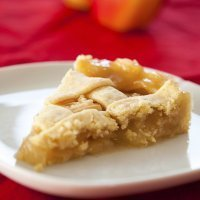 Tarta de manzana. Receta de Apple pie