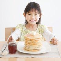 Recetas de tortitas para niños