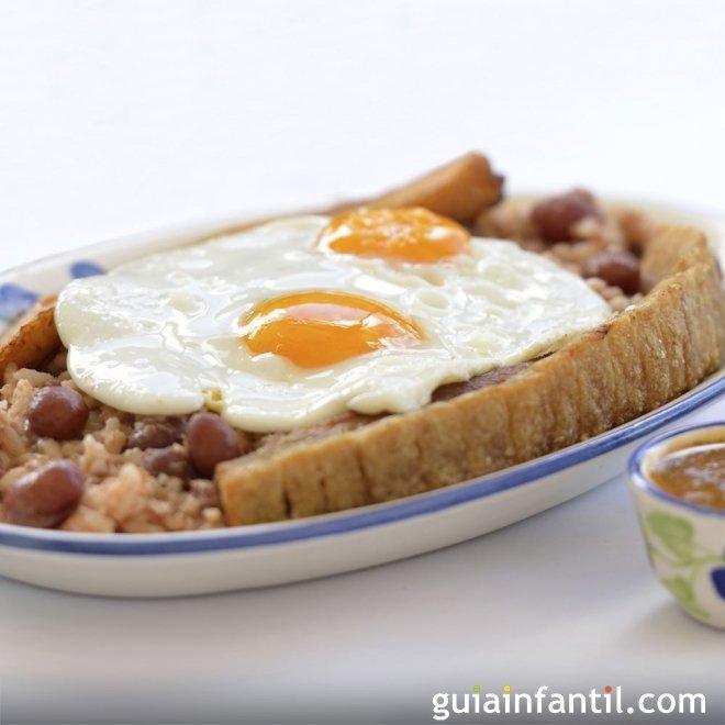 Bandeja paisa. Recetas colombianas para comer en familia
