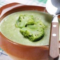 Receta de crema de brócoli para bebés y niños