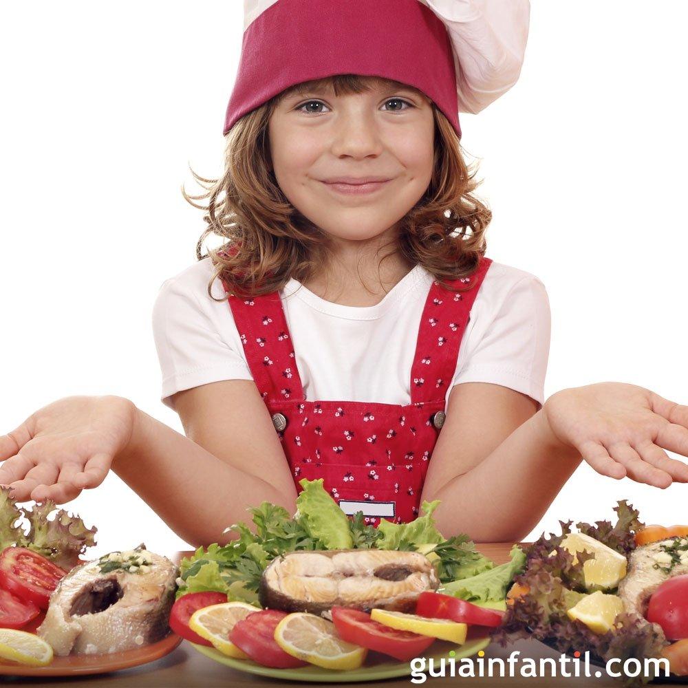 9 recetas de segundos platos sanos y nutritivos para ni os - Platos sencillos y sanos ...