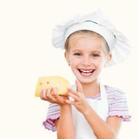 Recetas saladas con queso para niños