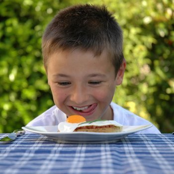 Recetas con huevos para niños