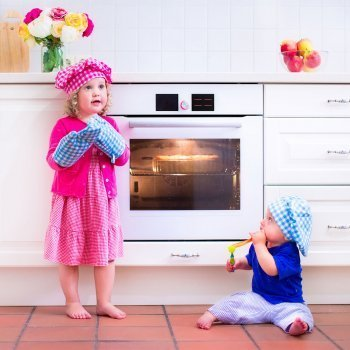 Postres al horno