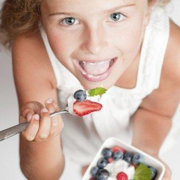 Recetas con yogur para niños y embarazadas