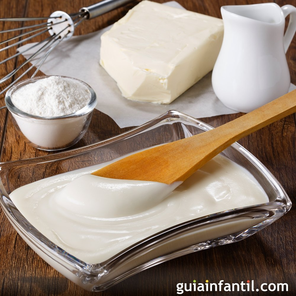 C mo hacer salsa bechamel de forma f cil - Salsas faciles de hacer ...