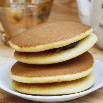 Dorayakis para el desayuno