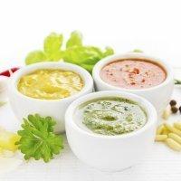 Salsas para primeros y segundos platos. Recetas de salsas
