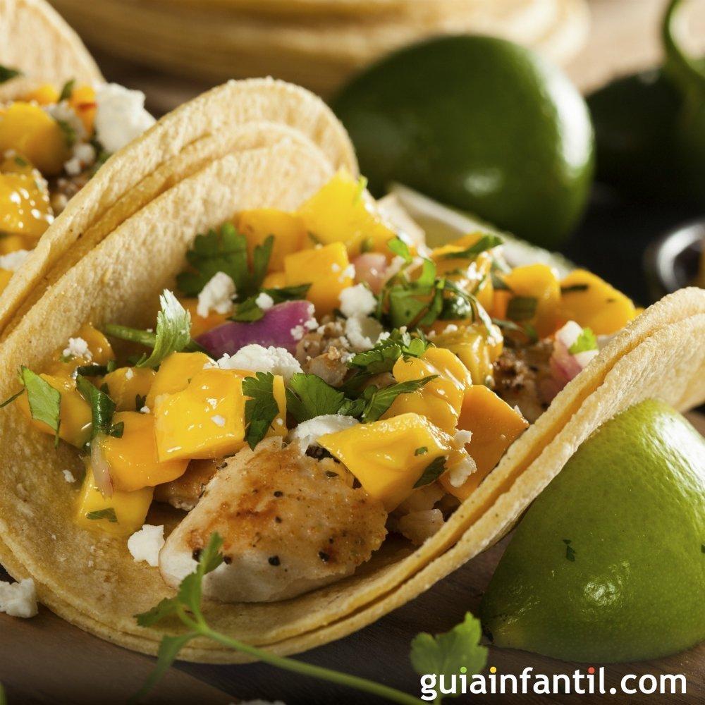 Recetas de comida mexicana para ni os for Platillos franceses faciles