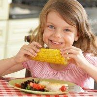 Menú light de segundos platos para niños