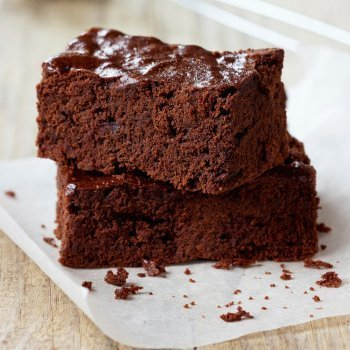 Brownie de Cola Cao