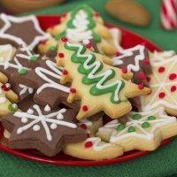 Recetas de galletas para Navidad