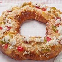 Recetas para preparar un Roscón de Reyes casero