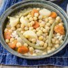 Cocido de verduras en olla express